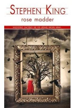 Rose Madder wydanie kieszonkowe