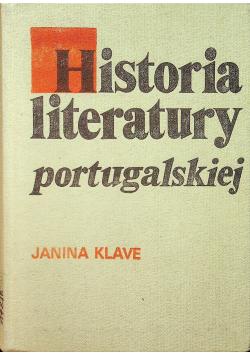 Historia literatury portugalskiej