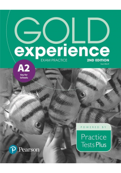 Gold Experience 2ed A2 Exam Practice PEARSON
