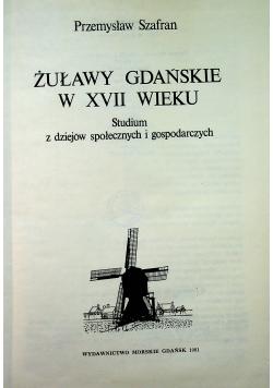 Żuławy Gdańskie w XVII wieku