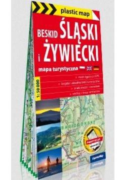 Plastic map Beskid Śląski i Żywiecki w.2020