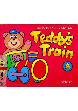 Teddys Train