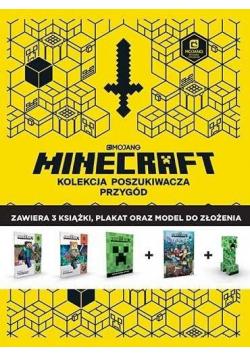 Minecraft. Kolekcja poszukiwacza przygód