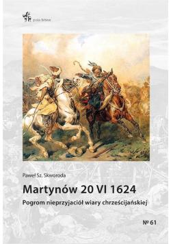 Martynów 20 VI 1624