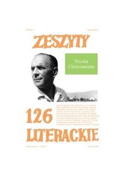 Zeszyty literackie 126 2/2014