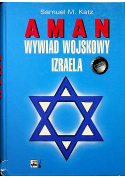 Aman Wywiad wojskowy Izraela