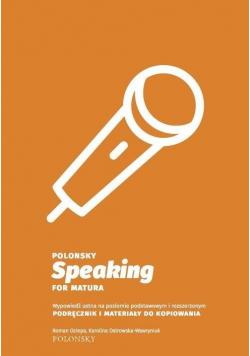Polonsky. Speaking for Matura