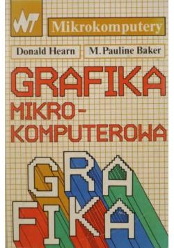 Hearn Donald,    - Grafika mikrokomputerowa