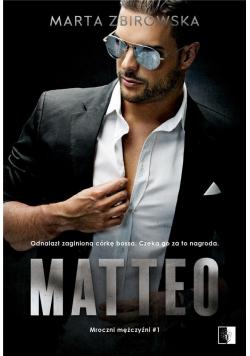 Mroczni mężczyźni T.1 Matteo
