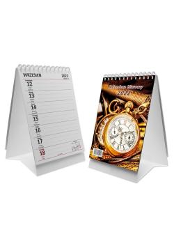 Kalendarz 2022 biurowy pionowy - spirala SB3-1