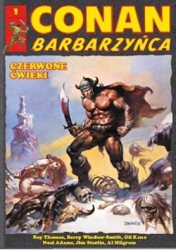Conan barbarzyńca 1 Czerwone ćwieki