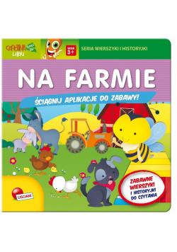 Książeczki Carotiny - Na farmie