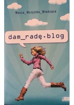 Dam radę blog
