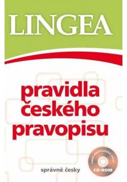 Zasady pisowni czeskiej plus CD