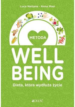 Metoda wellbeing. Dieta która wydłuża życie