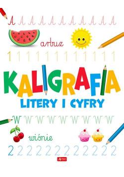 Kaligrafia Litery i cyfry