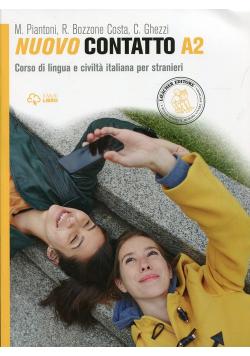 Nuovo Contatto A2 Podręcznik z ćwiczeniami