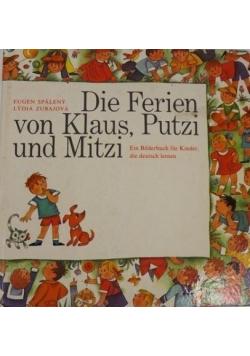 Die Ferien von Klaus Putzi und Mitzi