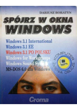 Spójrz w okna windows