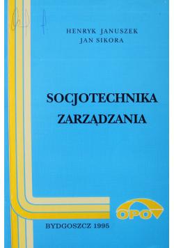 Socjotechnika zarządzania