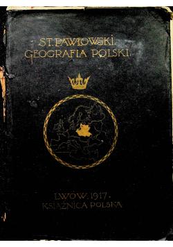 Geografia Polski 1917 r.