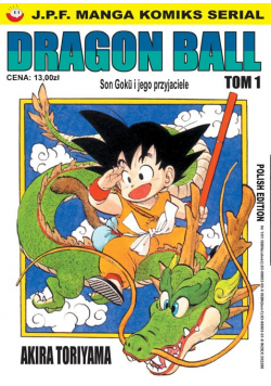 Dragon Ball Tom 1