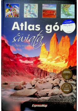 Atlas gór świata Szczyty marzeń