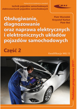 Obsługiwanie diagnozowanie oraz naprawa elektrycznych i elektronicznych układów pojazdów samochodowych
