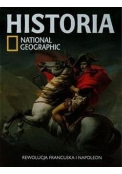 Historia National Geographic Tom 28 Rewolucja Francuska i Napoleon