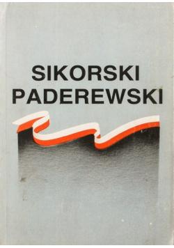 Władysław Sikorski Ignacy Paderewski