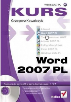 Word 2007 PL kurs