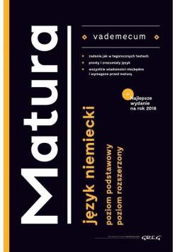 Vademecum matura Język niemiecki plus płyta CD