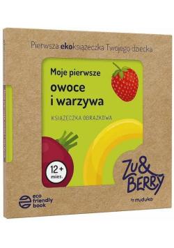 Zu&Berry - Moje pierwsze owoce i warzywa
