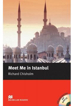 Meet Me in Istanbul Intermediate + CD Pack
