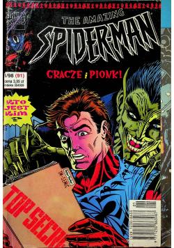 The amazing SpiderMman nr 1