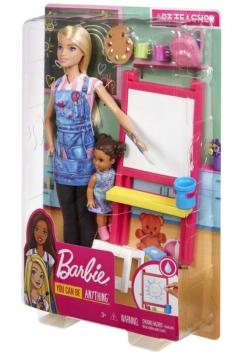 Barbie Kariera. Nauczycelka z dzieckiem