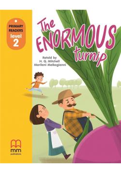 The Enormous Turnip SB + CD MM PUBLICATIONS