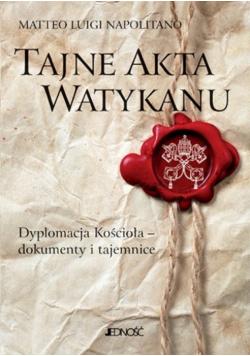 Tajne akta Watykanu
