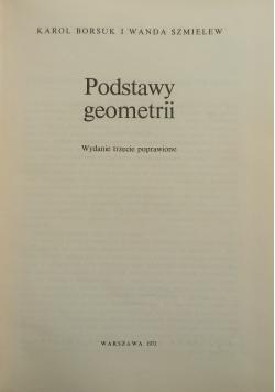 Podstawy geometrii