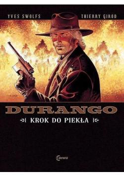 Durango T.14 Krok do piekła