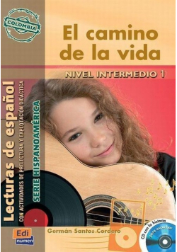 Camino de la vida Intermedio 1 + CD