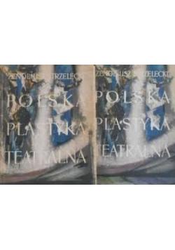 Polska Plastyka Teatralna 2 tomy