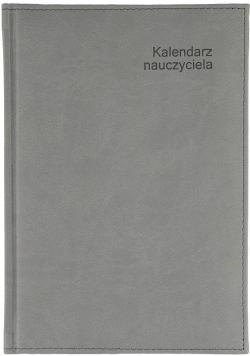 Kalendarz Nauczyciela B5 2020/2021 Vivella szary