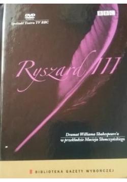 Ryszard III + płyta DVD Nowa