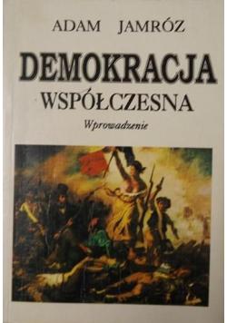 Demokracja współczesna
