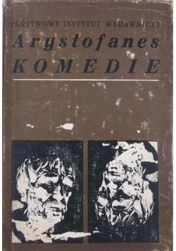 Arystofanes - Komedie