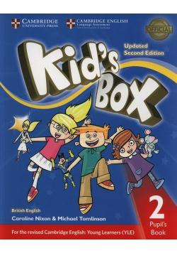 Kid's Box 2 Pupils Book