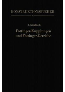 Fottinger Kupplungen und Fottinger Getriebe