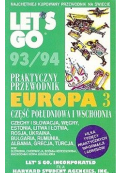 Lets go Europa