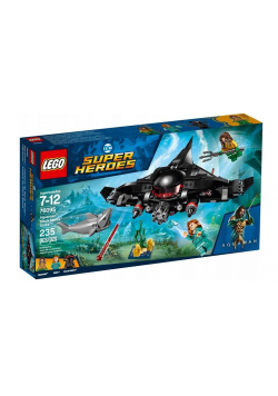 Lego SUPER HEROES 76095 Atak black manty